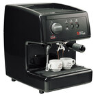 Nuova Simonelli MOP140D204-BLK GROUND Black Oscar Professional Espresso Machine - Direct Connection, 110V