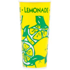 24 oz. Tall Paper Lemonade Cup - 1000 / Case