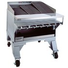 Bakers Pride H1385X Dante Series Stainless Steel Side Panels