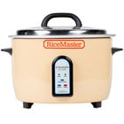 Town 56824 50 Cup (25 Cup Raw) Electric Rice Cooker / Warmer - 230V, 1500W