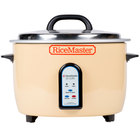 Town 56824 50 Cup (25 Cup Raw) Electric Rice Cooker / Warmer - 208V, 1500W