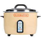 Town 57138 74 Cup (37 Cup Raw) Electric Rice Cooker / Warmer - 208V, 1950W