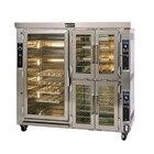 Doyon JAOP14G Two Section Jet Air Gas Oven Proofer Combo - 130,000 BTU