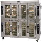 Doyon JA28G Jet Air Liquid Propane Double Deck Bakery Convection Oven - 240V, 260,000 BTU