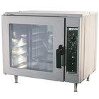 Doyon NCO5 240/1 Half Size Countertop Electric Convection Oven - 240V, 4 kW