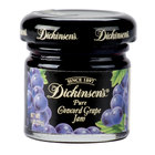 Dickinson's 1 oz. Pure Concord Grape Jam - 72/Case