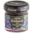Dickinson's 1 oz. Pure Concord Grape Jam - 72/Case