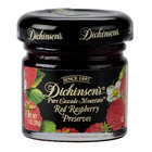 Dickinson's 1 oz. Pure Cascade Mountain Red Raspberry Preserves - 72/Case