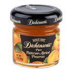Dickinson's 1 oz. Patterson Apricot Preserves - 72/Case