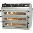 Doyon PIZ3G Triple Deck Gas Pizza Oven - 70,000 BTU
