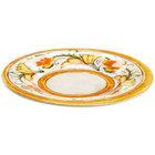 Elite Global Solutions D8P Tuscany 8 1/2 inch Design Melamine Plate