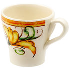 Elite Global Solutions D4C Tuscany 14 oz. Design Melamine Mug - 6/Case
