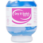 Noble Chemical 5 lb. / 80 oz. Dry It Solid Rinse Aid