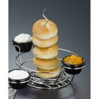 American Metalcraft ORHC1 Round Onion Ring Tower