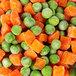 2.5 lb. Grade A Peas and Carrots - 12/Case Thumbnail 2