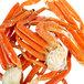 Linton's Seafood 10 lb. Frozen Snow Crab Legs