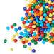Dutch Treat Mini Chocolate Meteor Balls Candy Ice Cream Topping - 10 lb. Thumbnail 1