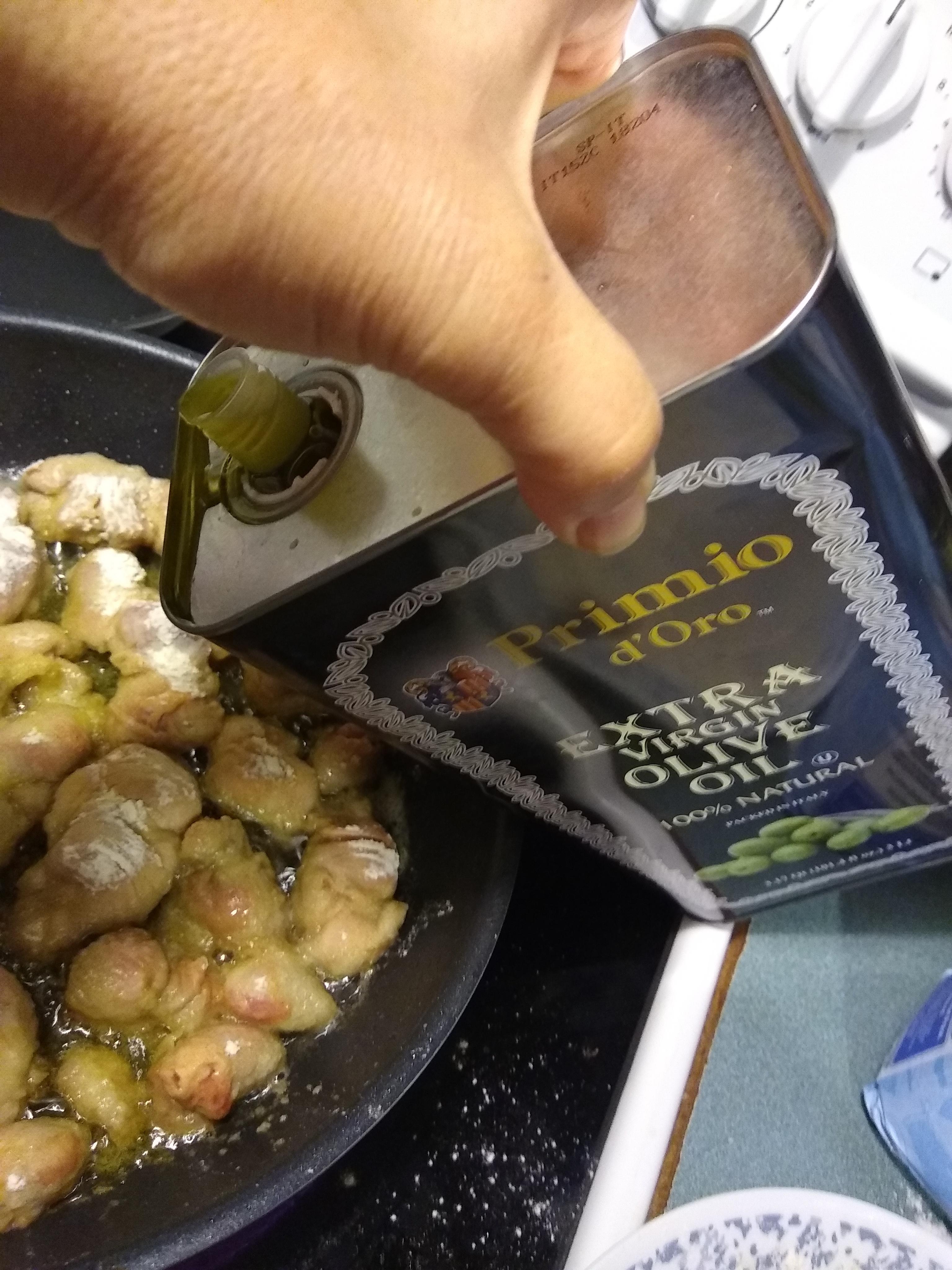 Extra Virgin Olive Oil - 3 Liter Tin