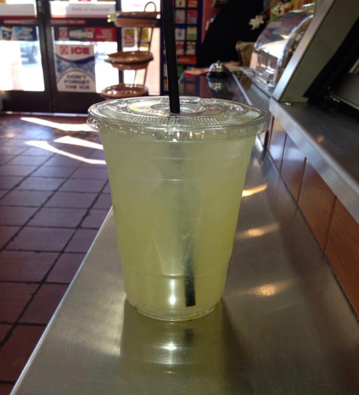 Fox's 1 Gallon Lemonade Concentrate - 4/Case