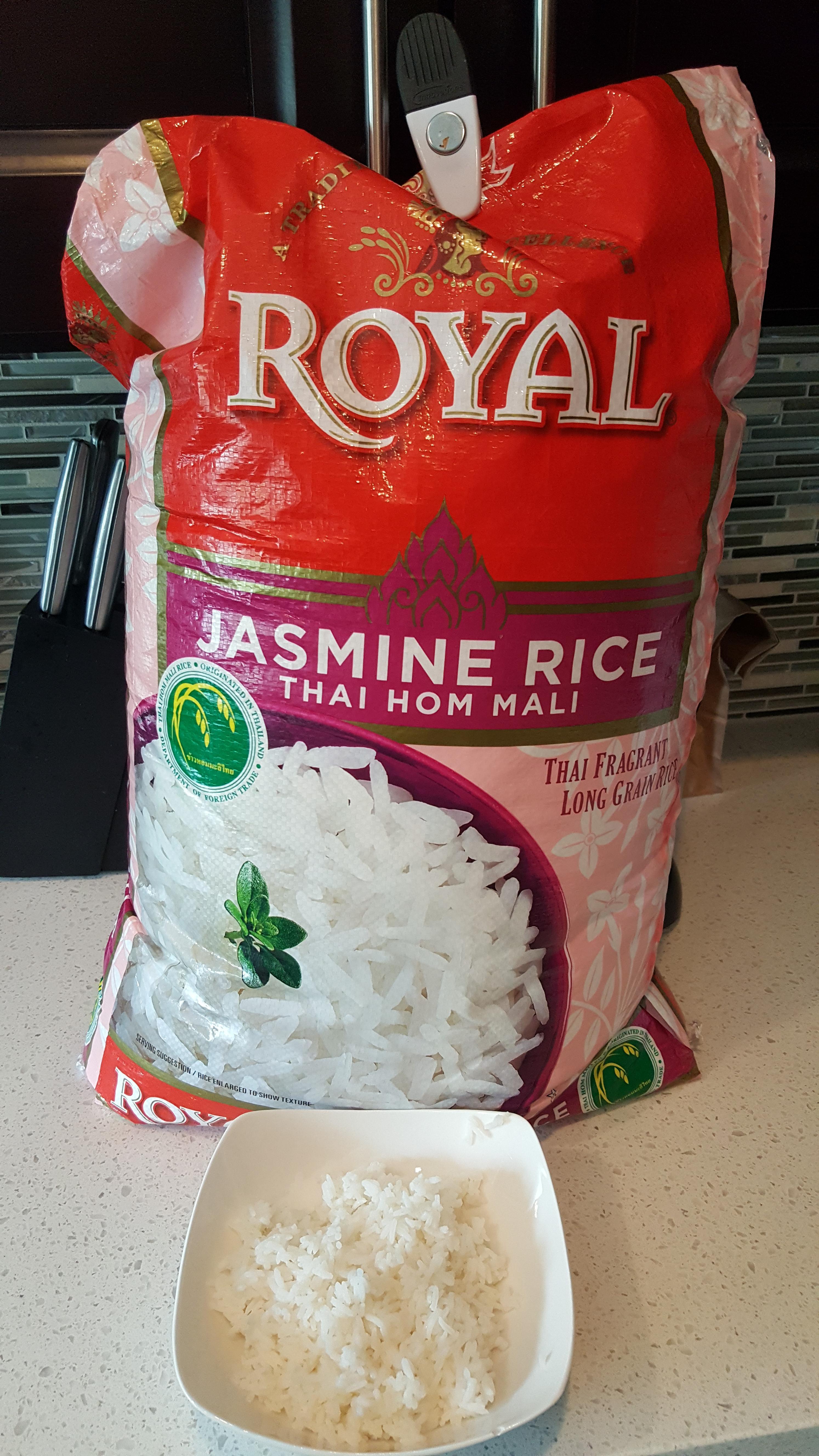 Royal Jasmine White Rice - 50 lb