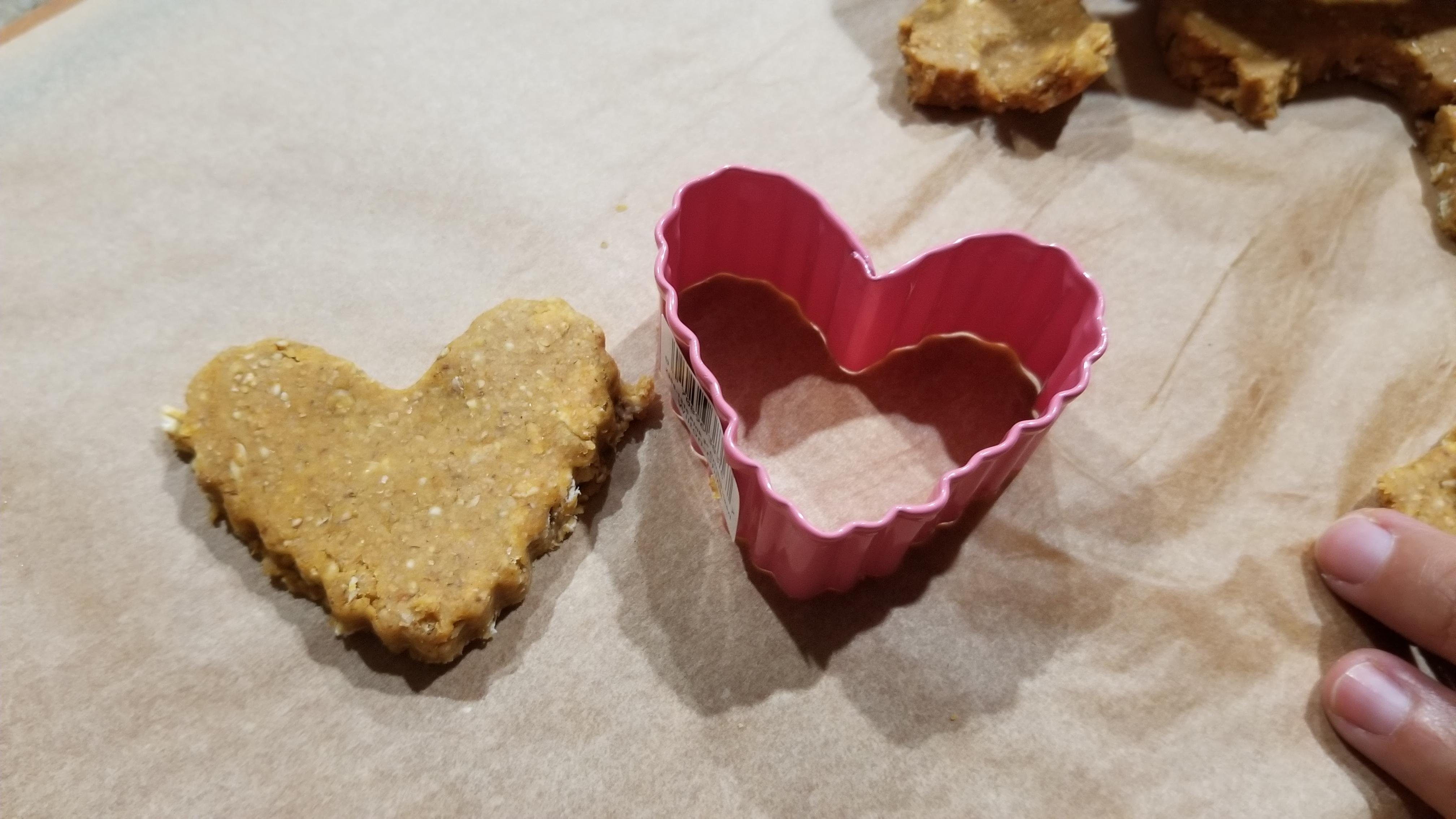 Chef Aid Heart Valentine Pastry Biscuit Cutter