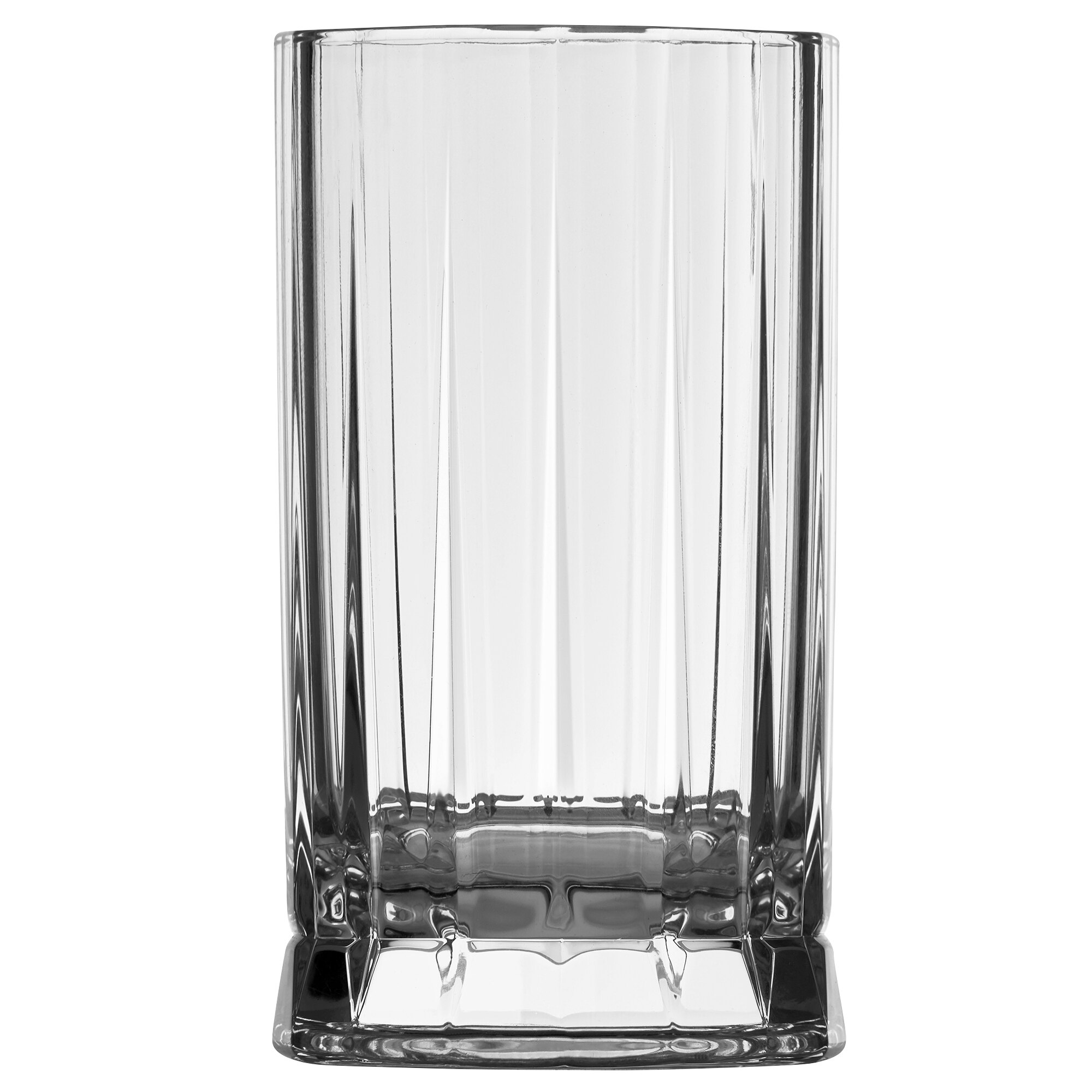 Nude 68194-024 Wayne 12.25 oz. Highball Glass - 24/Case