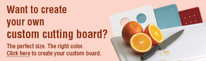 Create Your Own Custom Cutting Board
