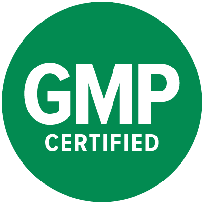 Good Manufacturing Practices Certified - AIB