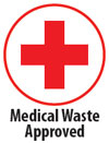 Rubbermaid Medical Waste Approved