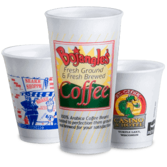 Custom Thermo Cups