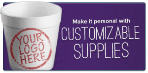 Make it personal with customizable supplies