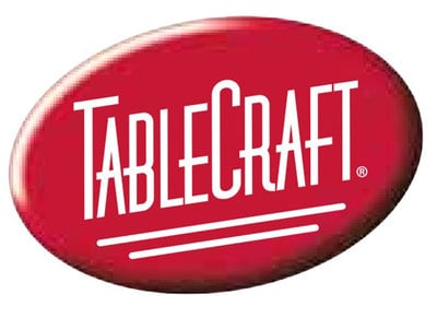 'View All Products From Tablecraft' from the web at 'https://cdnimg.webstaurantstore.com/images/vendor/medium/20170620/tablecraft_logo_hr.jpg'