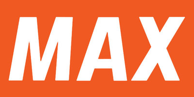 3//8 Leg Length Heavy-Duty Flat-Clinch Staples for Max HD-11UFL 1000//Box