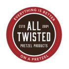 All Twisted Pretzel