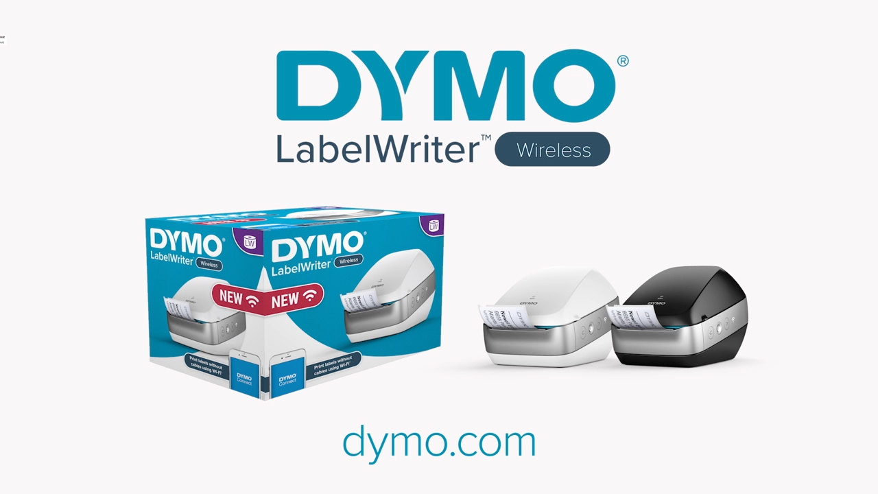 DYMO: LabelWriter Wireless Video | WebstaurantStore