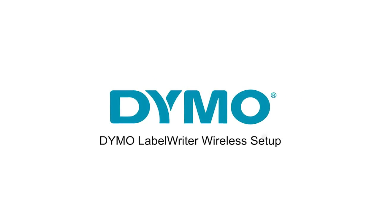 DYMO: LabelWriter Wireless How to Setup Video | WebstaurantStore
