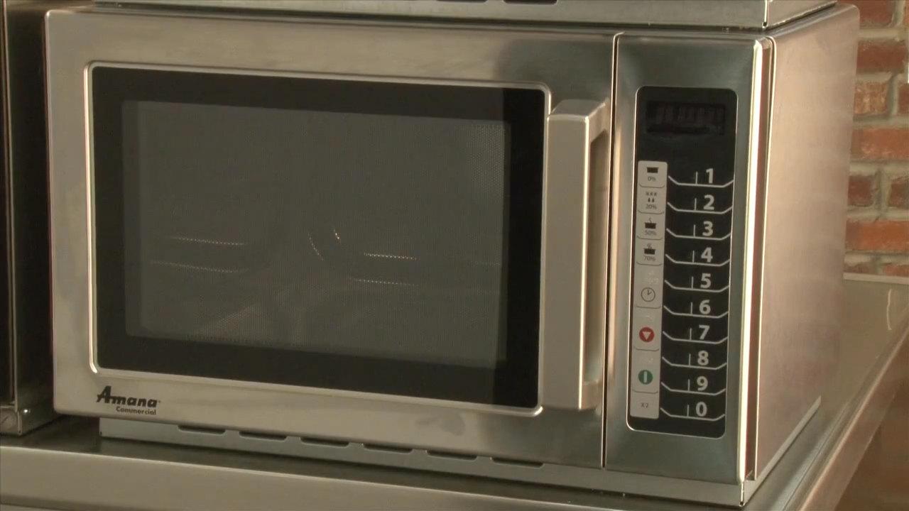 Amana Medium Volume Ovens Video