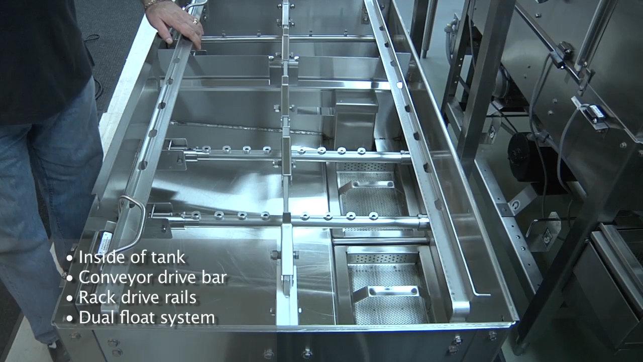 CMA Conveyor Dishwasher Training Part 3 Video | WebstaurantStore