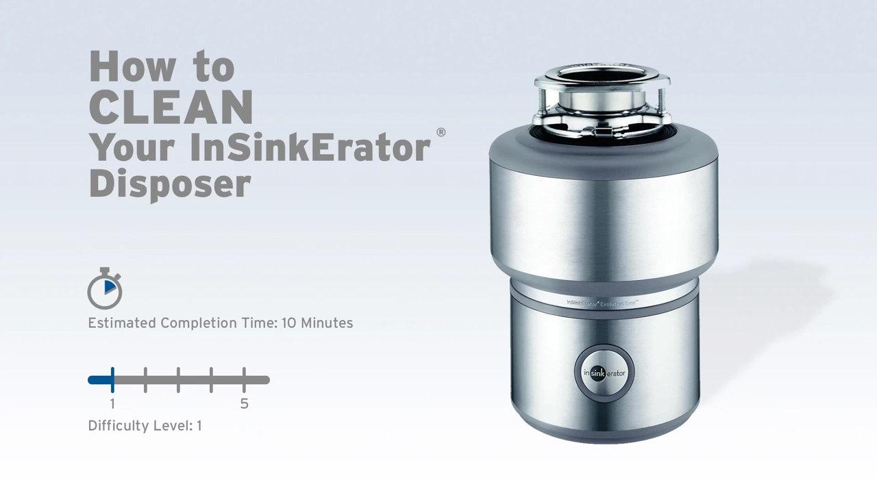 InSinkErator Garbage Disposals: How to Install - WebstaurantStore TV ...