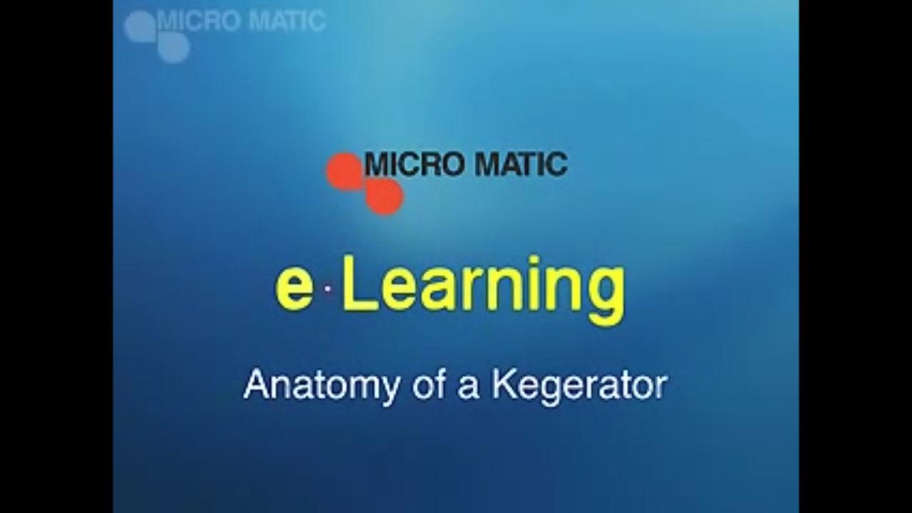 Micro Matic Anatomy of a Kegerator - WebstaurantStore TV Video