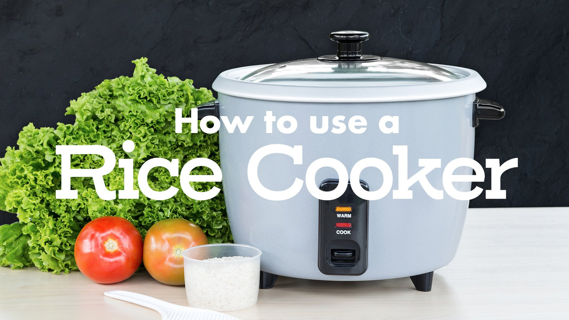 how to use a rice cooker video webstaurantstore  rice cooker panasonic sr 42hzp wiring diagram #6