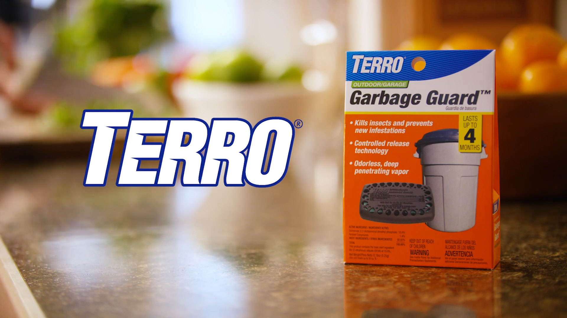 Terro Garbage Guard Get Rid Of Trash Can Insects Video Webstaurantstore
