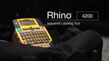 DYMO: Rhino 4200