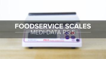 Medi-Data 10lb. Digital Scale