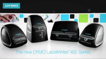DYMO 1752266 LabelWriter 450 Twin Turbo Label Printer