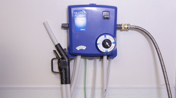 How To Install A Dema Dilution At Hand Chemical Dispensing System