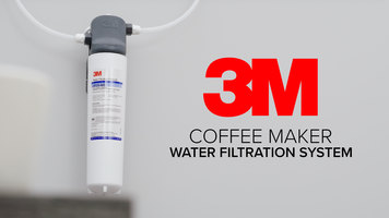 3M Coffee Maker Water Filtration System
