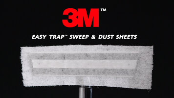 3m Easy Trap Sweep and Dust Sheets