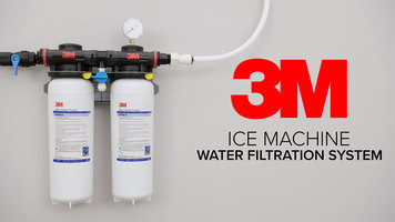 3M Ice Machine Water Filtration System