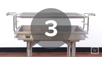 Backyard Pro Stainless Steel Charcoal Grills